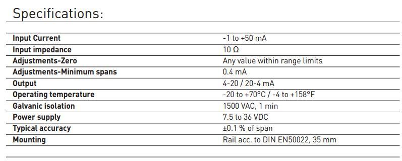 IPAQ-L specifications